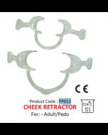 Ashoosons API Cheek Retractor Autoclavable