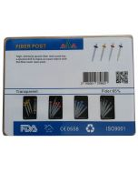 Chinese Glass Fiber Post With 4 Free Drills