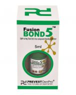 Prevest Fusion Bond 5 Total Etch Bonding Agent Intro Pack