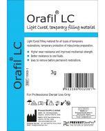 Prevest DenPro Orafil LC Light Cure Temporary Filling Material