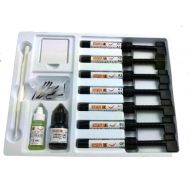 Prime Dent Composite Kit 7 Syringes USA Made