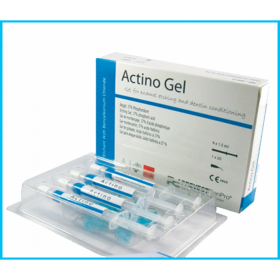 Prevest Actino Etching Gel Etchant Economy Pack
