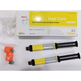 Denu Dual Core Buildup Material A3 Shade