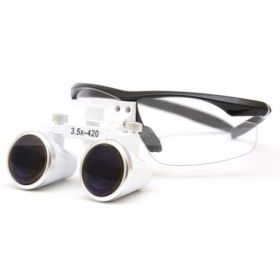 Denext Dental Loupes 3.5x With Light