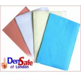 DenSafe Patient Bibs Pack Of 100