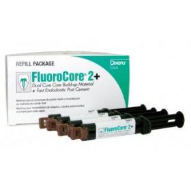 Dentsply Fluorocore 2 Plus Refill Pack Blue