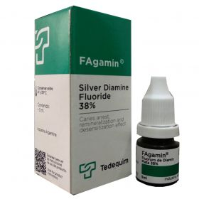 Fagamin Silver Diamine Fluoride 38% Caries Protecting Solution