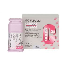 GC Fuji CEM Resin Reinforced Glass Ionomer Luting Cement