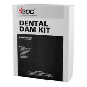 GDC Rubber Dam Kit Set For Adults DDK