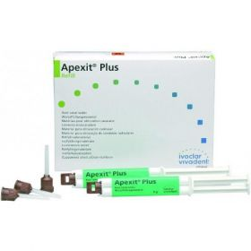 Ivoclar Apexit Plus Root Canal Sealer Double Syringe