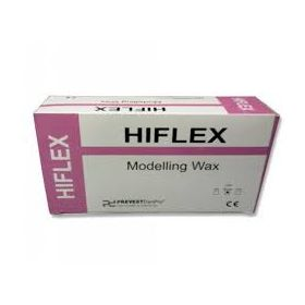 Prevest Hiflex Modelling Wax 225gm 12 Sheets