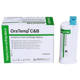 Prevest Oratemp C&B Temporary Crown and Bridge Material