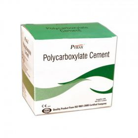 Pyrax Polycarboxylate Cement