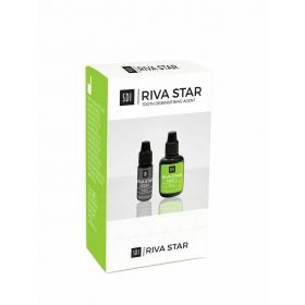 SDI Riva Star SDF Tooth Desensitizer Agent and Cavity Cleanser Bottle Kit