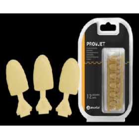 Angelus Provjet for making temporary crowns
