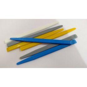 DTech Agate Spatula Plastic Spatula Pack of 10