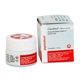 Septodont Caustinerf Pulp Devitalizer Discontinued