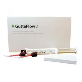Coltene Guttaflow 2 Root Canal Sealer & Obturation Material