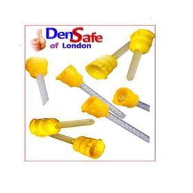 DenSafe Yellow Mixing Tips