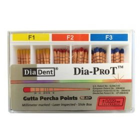 Diadent Pro T Protaper Gutta Percha Point