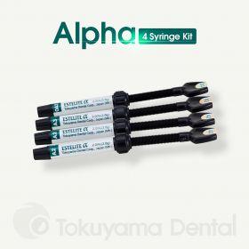 Tokuyama Estelite Alpha Composite Kit