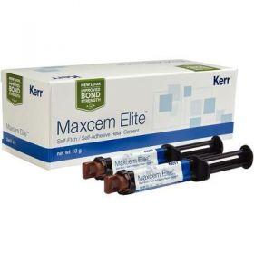 Kerr Maxcem Elite Self Adhesive Resin Cement