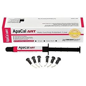 Prevest Apacal ART Pulp Liner WIth Hydroxyapetite