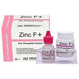 Prevest Zinc F+ Zinc Phosphate Cement